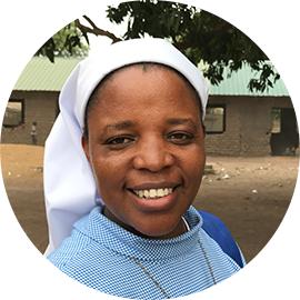 Sister Esther Wambugha